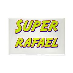 Super rafael Rectangle Magnet