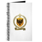 ENAULT Family Crest Journal