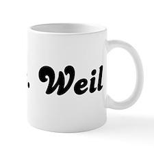 Mrs. Weil Mug