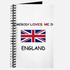 Somebody Loves Me In ENGLAND Journal