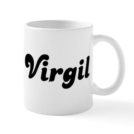 Mrs. Virgil Mug