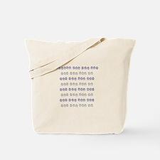 Dog agenda Tote Bag