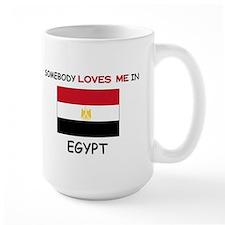 Somebody Loves Me In EGYPT Mug