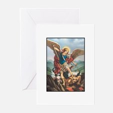 St. Michael the Archangel Greeting Cards (Package