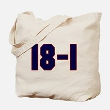18 and 1 Tote Bag