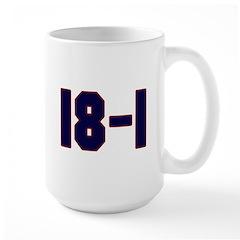 18 and 1 Mug