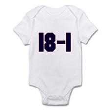 18 and 1 Infant Bodysuit