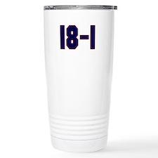 18 and 1 Travel Mug