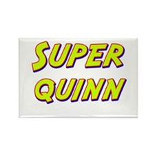 Super quinn Rectangle Magnet