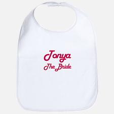 Tonya - The Bride Bib