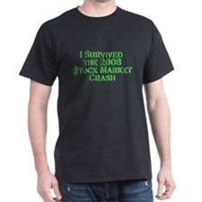 Stock Market Crash T-Shirt