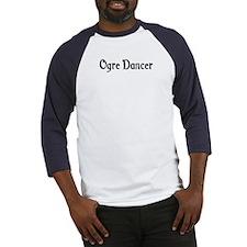 Ogre Dancer Baseball Jersey