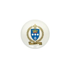 DUPUY Family Crest Mini Button (10 pack)