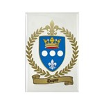 DUPUY Family Crest Rectangle Magnet (100 pack)
