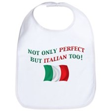 Perfect Italian 2 Bib