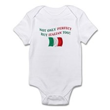 Perfect Italian 2 Infant Bodysuit