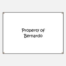 Cool Bernardo Banner