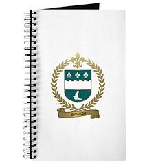 DOUARON Family Crest Journal