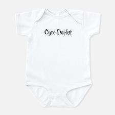 Ogre Duelist Infant Bodysuit