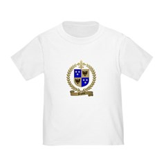 DUPONT Family Crest Toddler T-Shirt