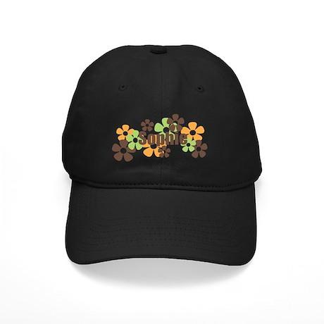 Sophie Black Cap
