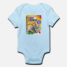 Credit Crunch Infant Bodysuit