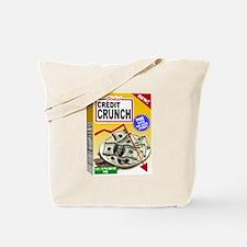 Credit Crunch Tote Bag