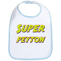 Super peyton Bib