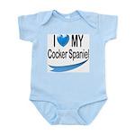 Cocker Spaniel Infant Creeper