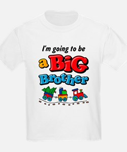 Choo Choo Future Big Brother T-Shirt