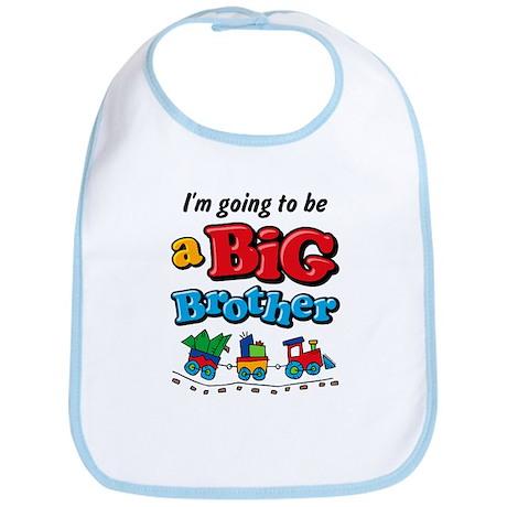 Choo Choo Future Big Brother Bib
