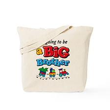 Choo Choo Future Big Brother Tote Bag
