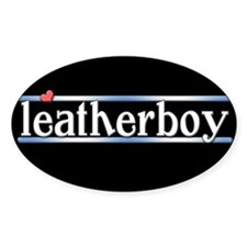 leatherboy Decal