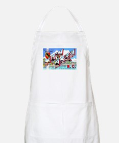New Bern North Carolina BBQ Apron