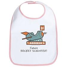 Future Rocket Scientist Bib