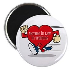 Mother-In-Law In Training Magnet