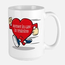 Mother-In-Law In Training Large Mug