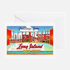 Jones Beach Long Island Greeting Card