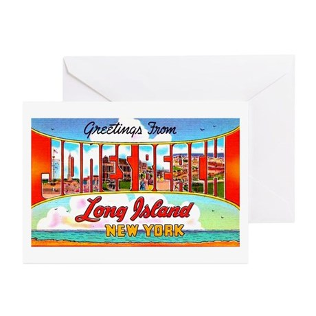 Jones Beach Long Island Greeting Cards (Pk of 10)