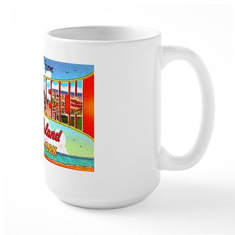 Jones Beach Long Island Large Mug