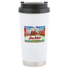 Jones Beach Long Island Travel Mug