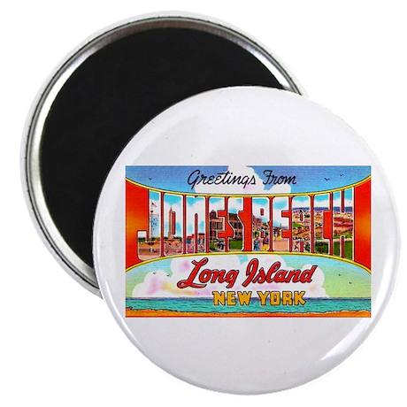 """Jones Beach Long Island 2.25"""" Magnet (10 pack)"""