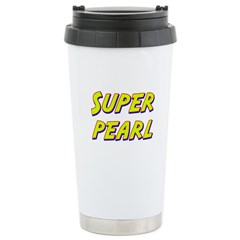 Super pearl Travel Mug