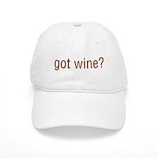 Got Wine Baseball Cap