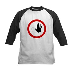 Restricted Access Sign Tee