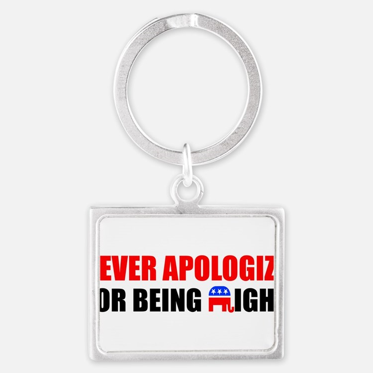 APOLOGIZENEW Keychains