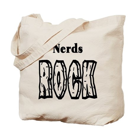 Nerds Rock Tote Bag