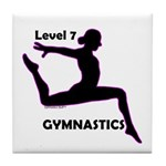 Gymnastics Tile Coaster - Level 7