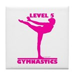 Gymnastics Tile Coaster - Level 5