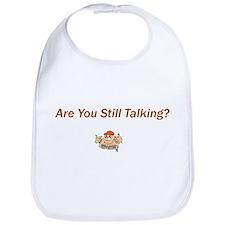 Talking lrg Bib
